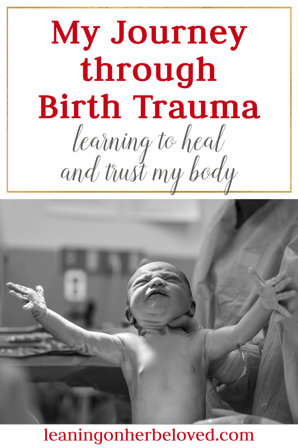 Birth trauma can cause a woman to doubt everything she thinks she knows about herself and her body, but recovery is possible! Healing | Traumatic Birth | PTSD | PPD | PPA