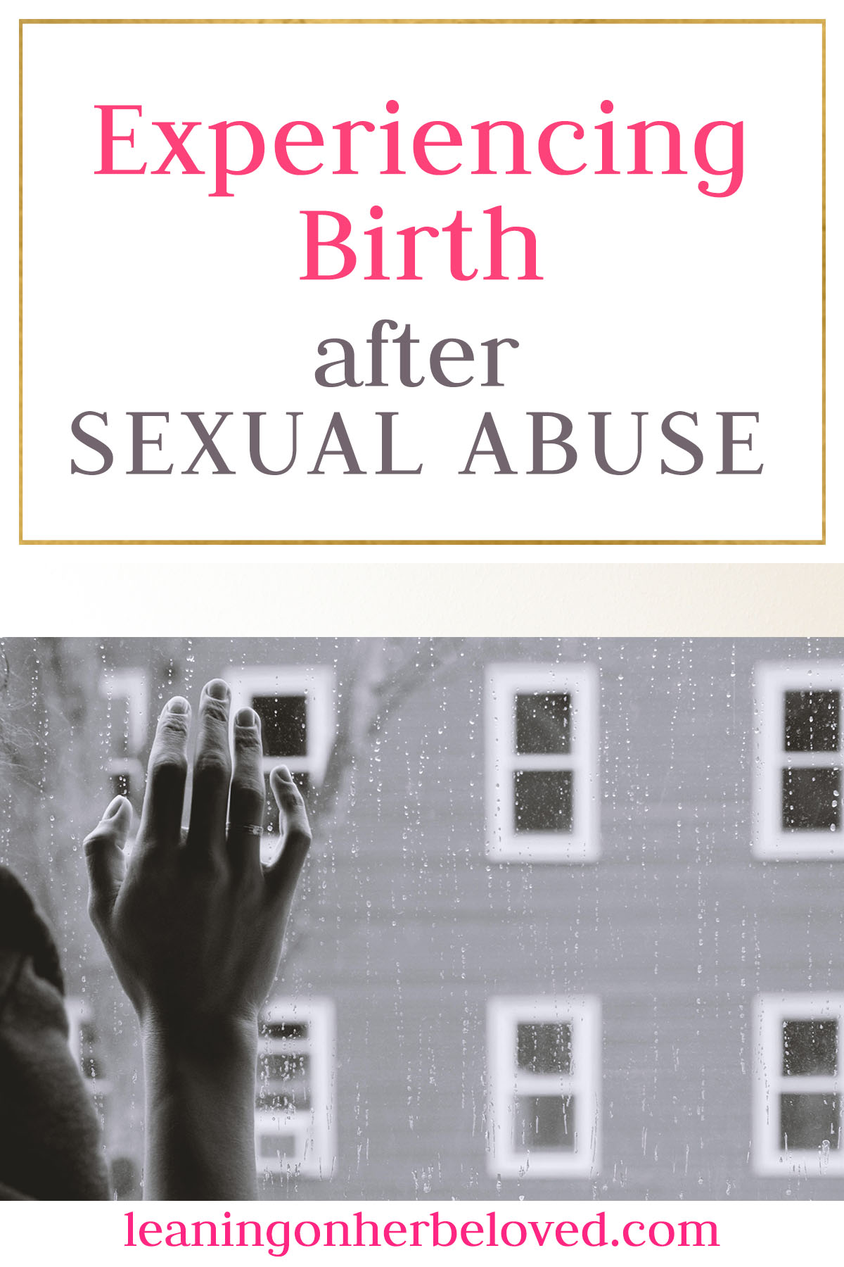 Birth can trigger repressed memories from past sexual abuse, find help today! | Sexual Assault | Birth | Abuse | #sexualabuse #birth #sexualassault #birthtrauma