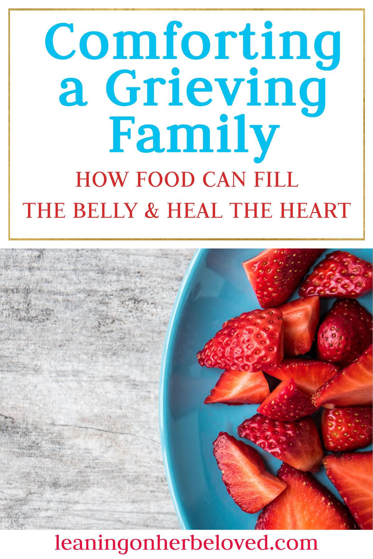 Food is the comfort that many families need when experiencing a difficult time, such as death, miscarriage and stillbirth. Taking a meal to them will help them as they begin the grieving process. These are practical tips to help you know what to take! #miscarriage #grief #meals