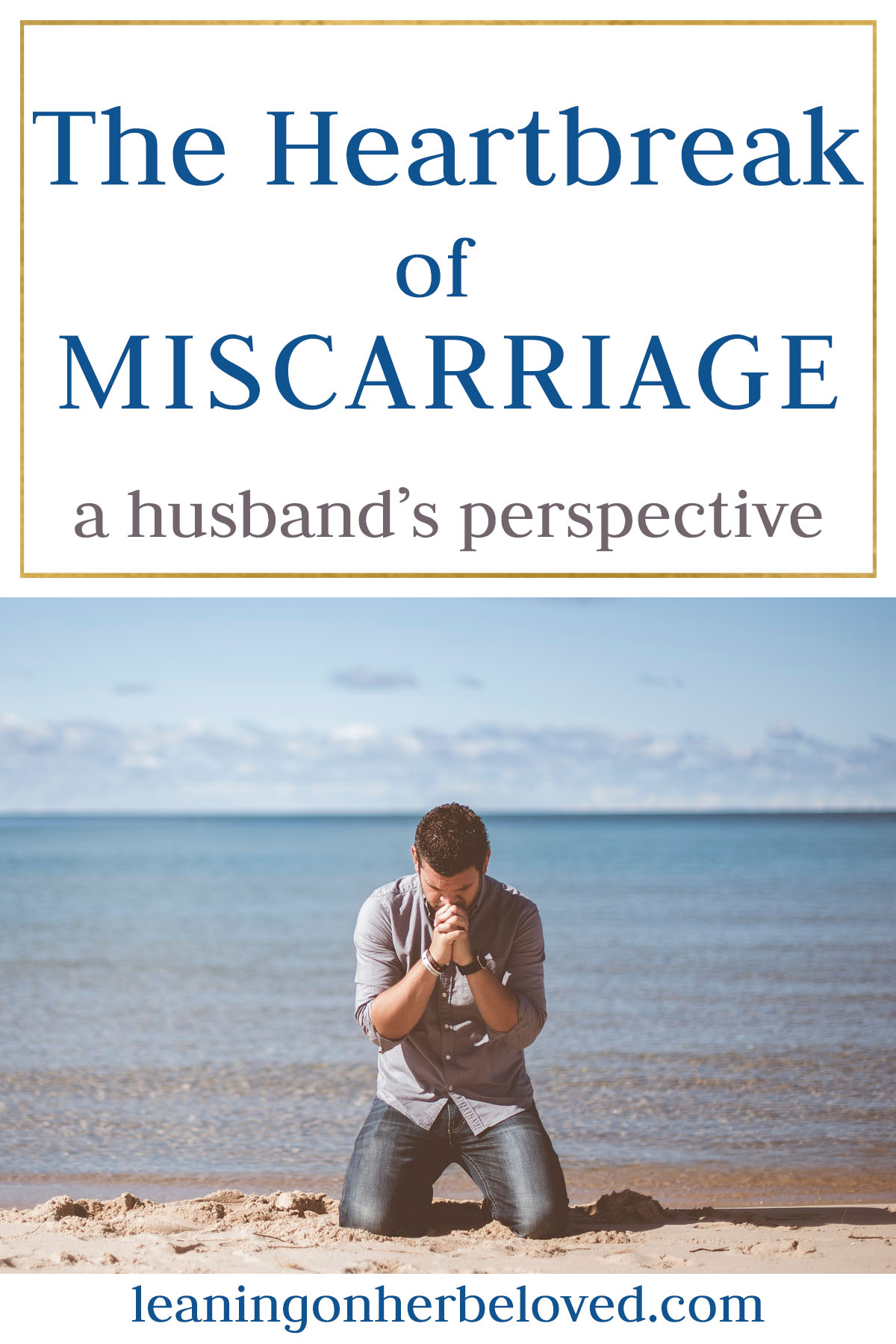 It is difficult to understand Miscarriage and even more difficult to understand grief. It is important for husbands and wives to see and understand each others grief so that they can give them grace in this difficult time. | #miscarriage | #grief